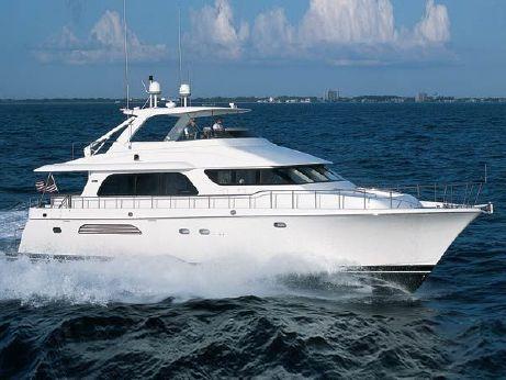 2017 Cheoy Lee Bravo Series Sport Motor Yacht