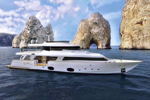 2012 Custom Line Navetta 33