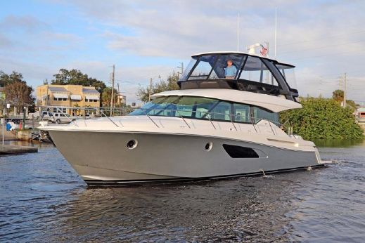 2017 Tiara F53 Fly Bridge
