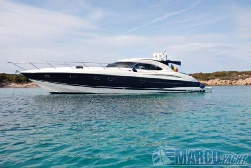 2001 Sunseeker Predator 58 604 - hard top