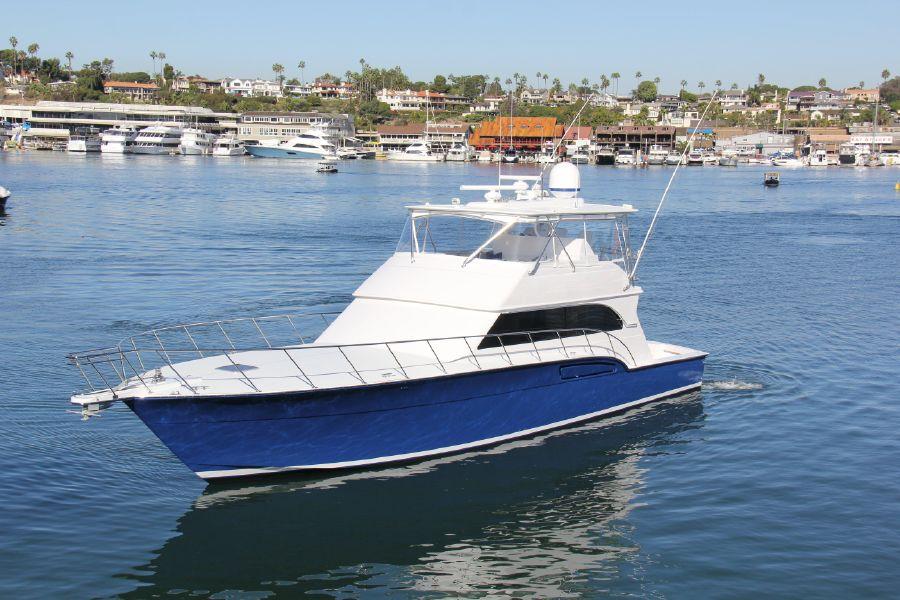 Donzi Roscioli Z65 Tournament Sportfishing Yacht for sale in Newport Beach