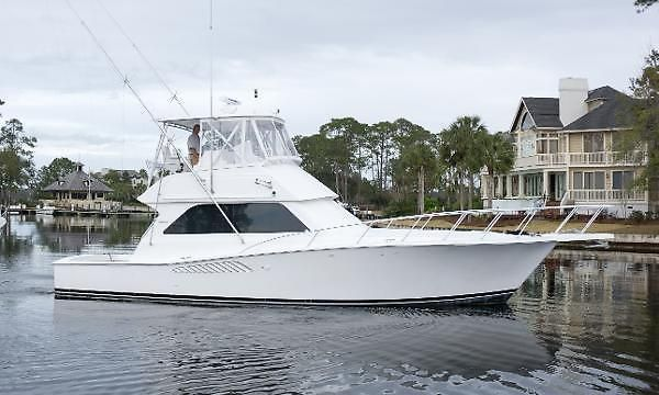 2001 Viking 43 Convertible Power Boat For Sale - www yachtworld com