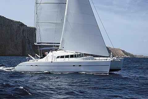 2003 Sunsail Lagoon 470