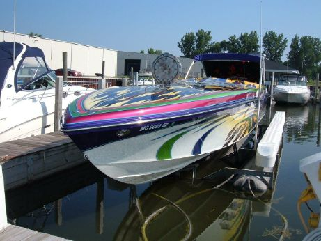 1997 Offshore Concepts Axiom