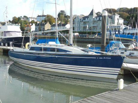 1997 X-Yachts X-302