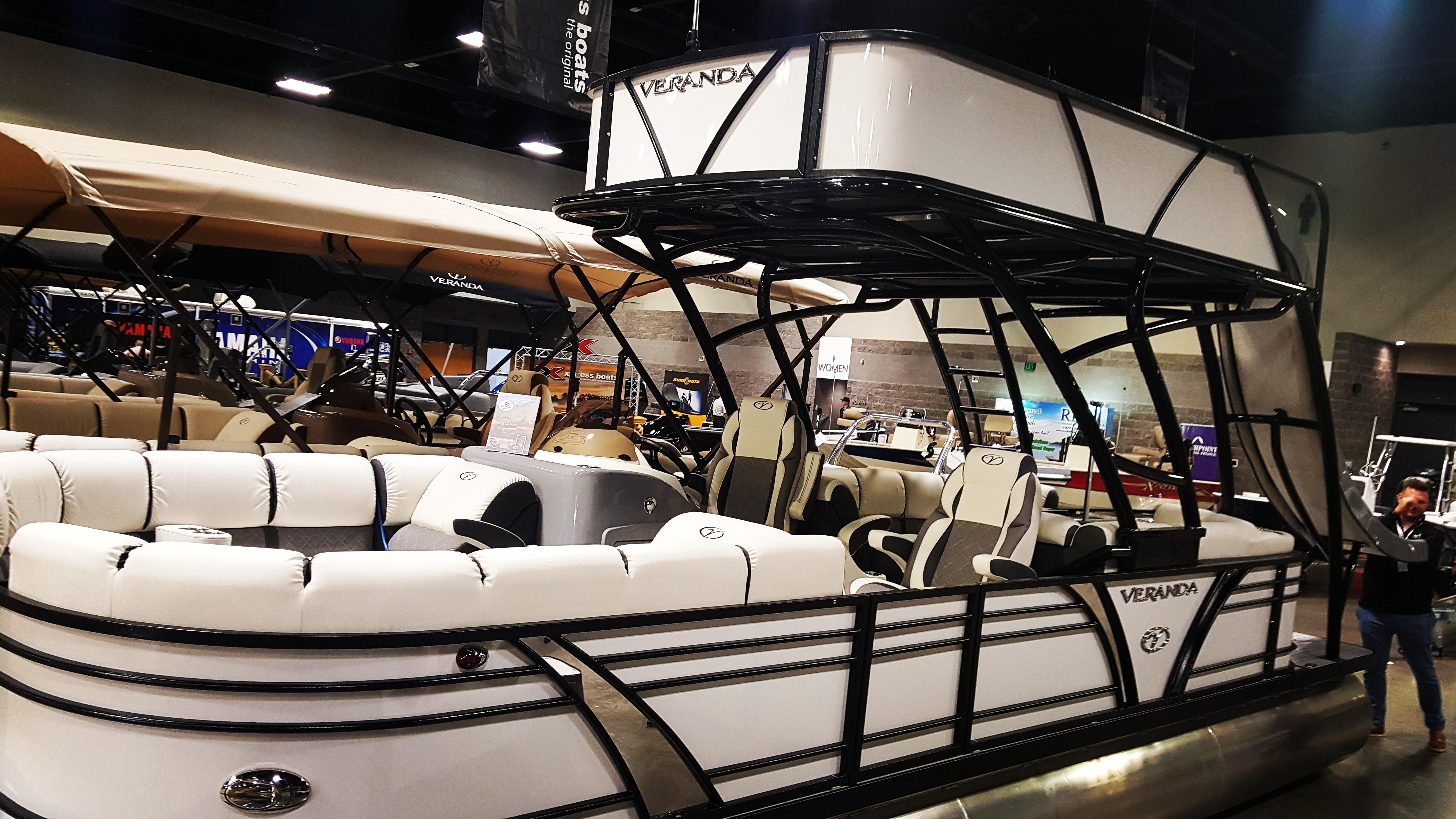 Veranda 2018  2018 Veranda VP25HTS Power Boat For Sale - www.yachtworld.com