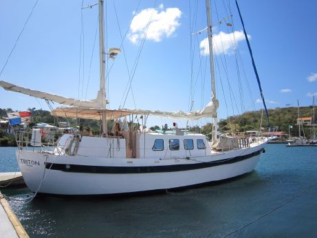1973 Lubbe Vos KETCH