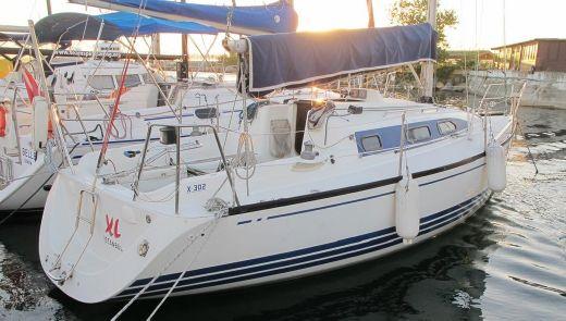 1999 X-Yachts X-302