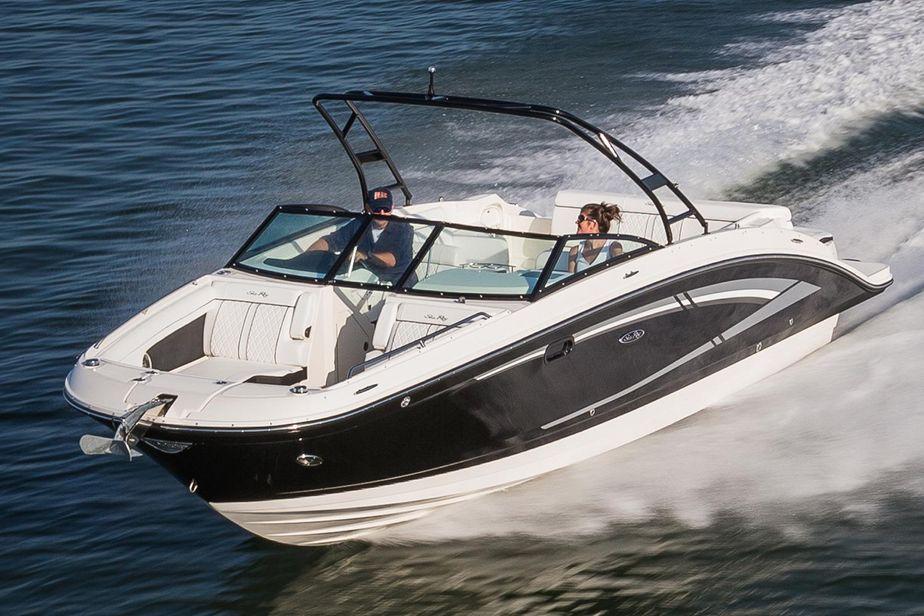 2018 Sea Ray SDX 270 Power Boat For Sale - www yachtworld com