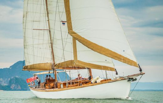 2012 Custom Build Sailing Yacht Aventure