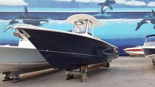 2017 Sea Hunt Gamefish 27