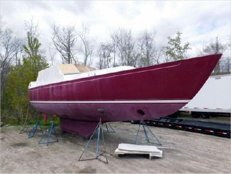 2017 Shannon Auxilary Sailboat