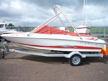 2006 Maxum 1800MX