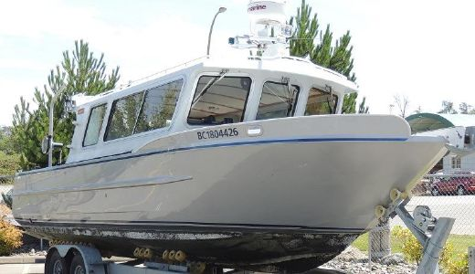 2008 28' Eaglecraft Outboard Cruiser