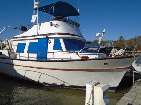 1978 Chb 39 Aft cabin Trawler