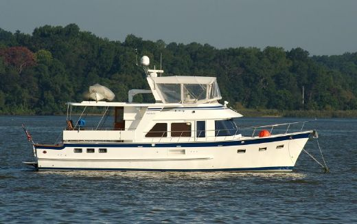2007 Defever 50 Cockpit Motor Yacht