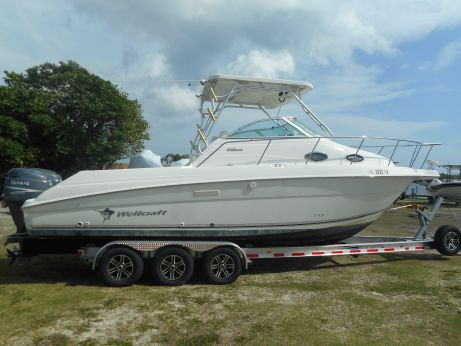 2002 2002 Wellcraft 270 Coastal