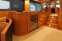 photo of  70' Marlow Explorer Pilothouse