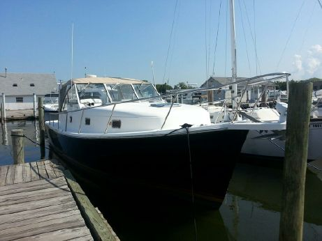 2002 Mainship 34 Express Cruiser