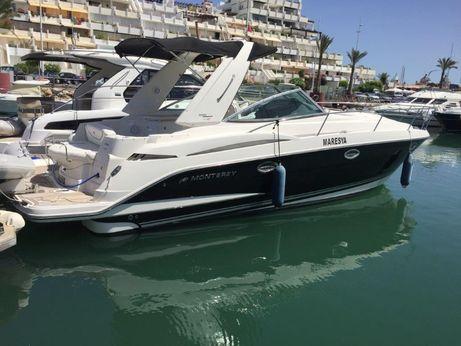 2009 Monterey 355 Sport Yacht