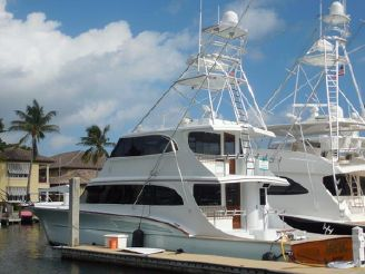 thumbnail photo 2: 2000 Buddy Davis 78 Sportfish