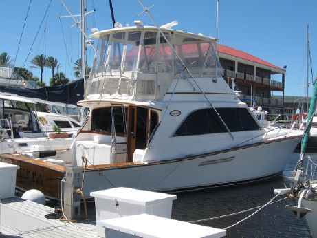 1989 Ocean Yacht 48 Super Sport