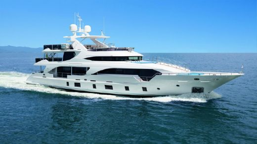 2014 Benetti Tradition Supreme 108