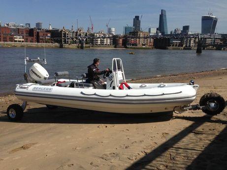 2013 Sealegs 7.1M Amphibious Rib