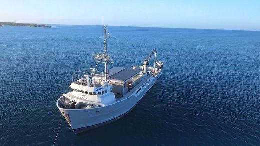 1968 Custom Martinolich Expedition Vessel