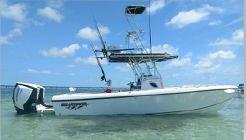 2016 Bluewater Sportfishing 2550