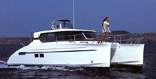 2002 Fountaine Pajot Greenland 34