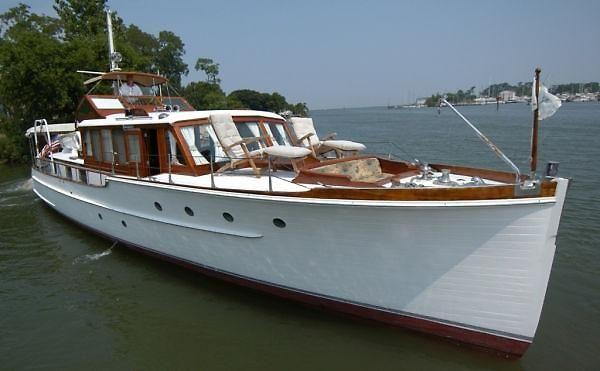 1937 Elco Motor Yacht Power Boat For Sale - www yachtworld com