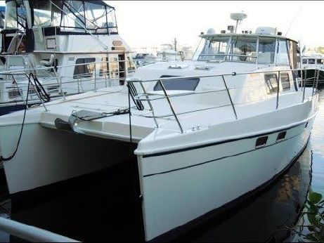 2008 Endeavour Catamaran TrawlerCat Trawler Cat