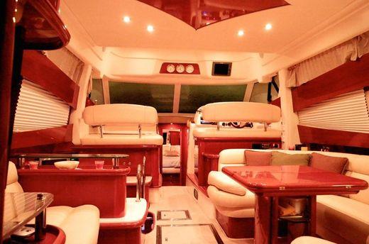 2008 Jeanneau Prestige 46 Flybridge