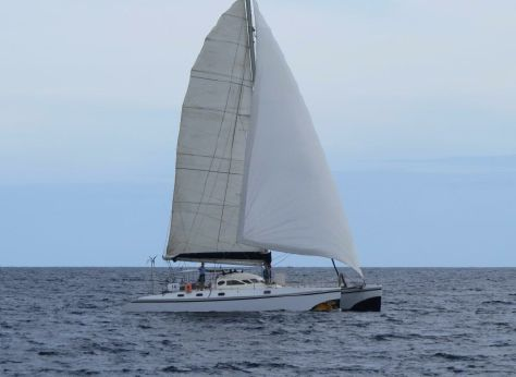 2000 Outremer 55 light