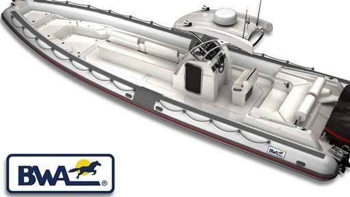 2017 Bwa Nautica 42 OPEN FB
