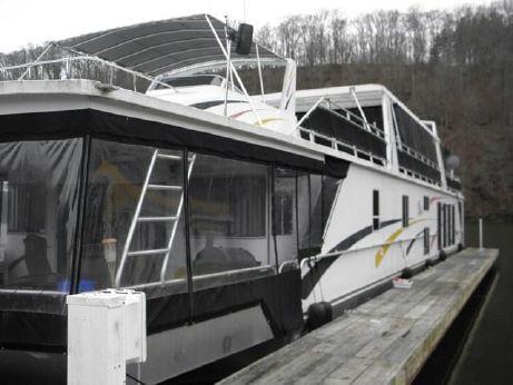 2003 Fantasy 20 x 94 Houseboat