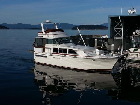 1974 Bertram Motor Yacht