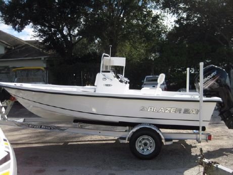 2016 Blazer Boats 1900