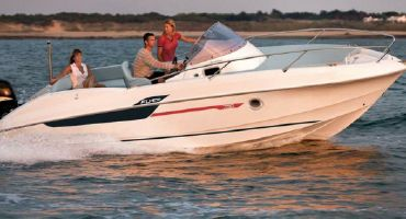 2014 Beneteau Flyer 750 Open