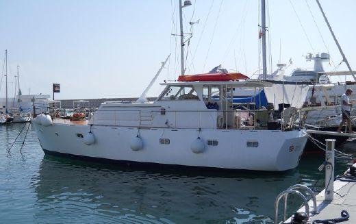 1969 Dagless 15m Motor Yacht