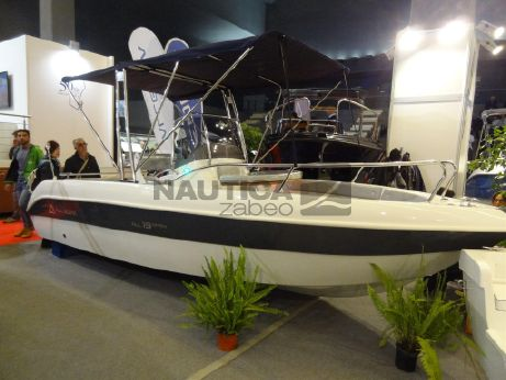 2017 Allegra ALL 19 OPEN (Package Evinrude 2017)