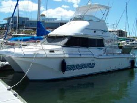 1997 Cougar Cat Flybridge