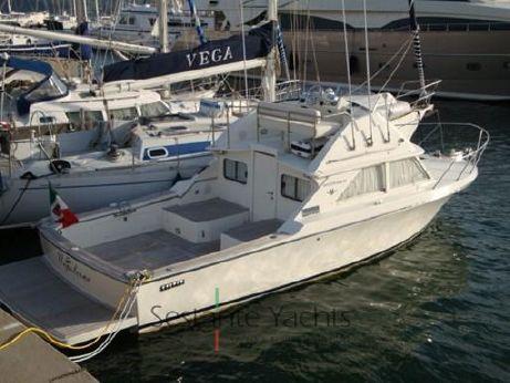 1980 Bertram Yacht 28' Fbc