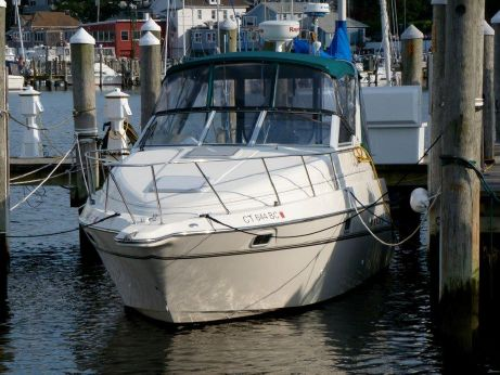 1997 Maxum 2800 SCR