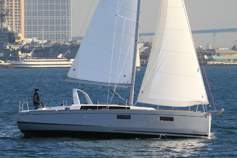 2019 Beneteau Oceanis 38 1 Sail Boat For Sale Www Yachtworld Com