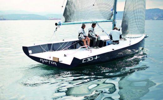 2014 Blue Marine C30