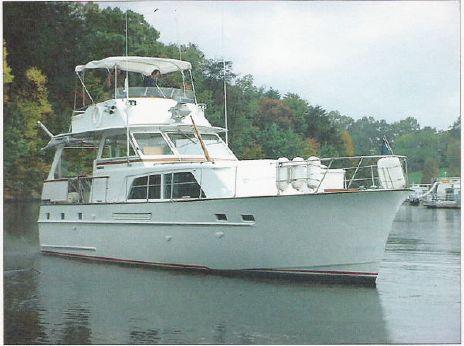 1970 Matthews Flybridge Motor Yacht