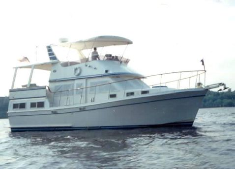 1985 Marine Trader LaBelle 40 Motor Yacht