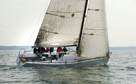 2000 Carroll Marine Farr 40 One Design